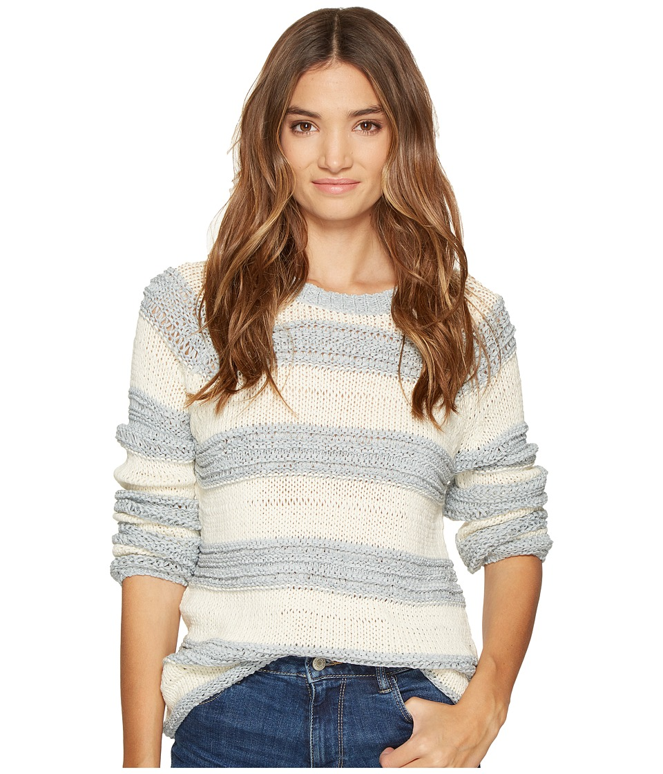 BB Dakota - Harrington Loose Knit Sweater (Ivory) Women's Sweater