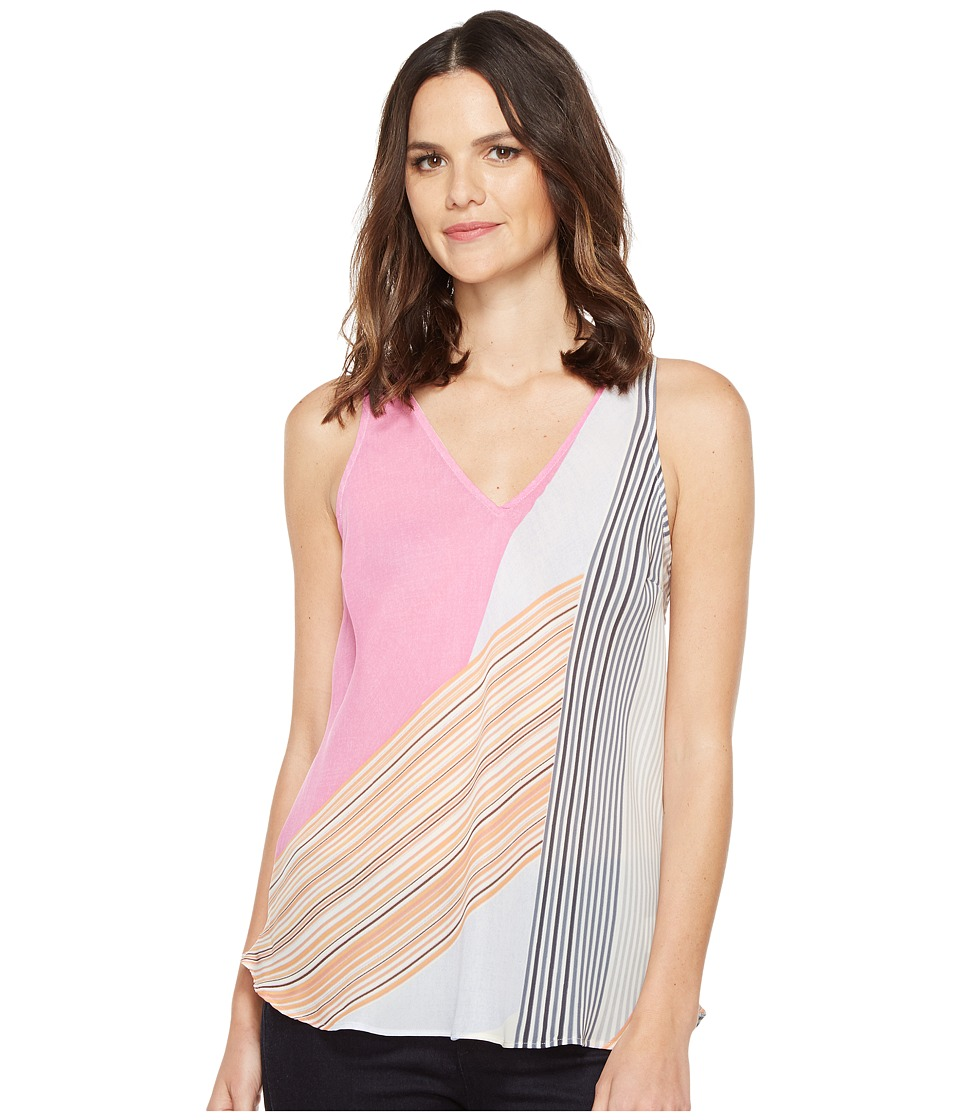 NIC+ZOE - All Angles Tank (Multi) Women's Sleeveless