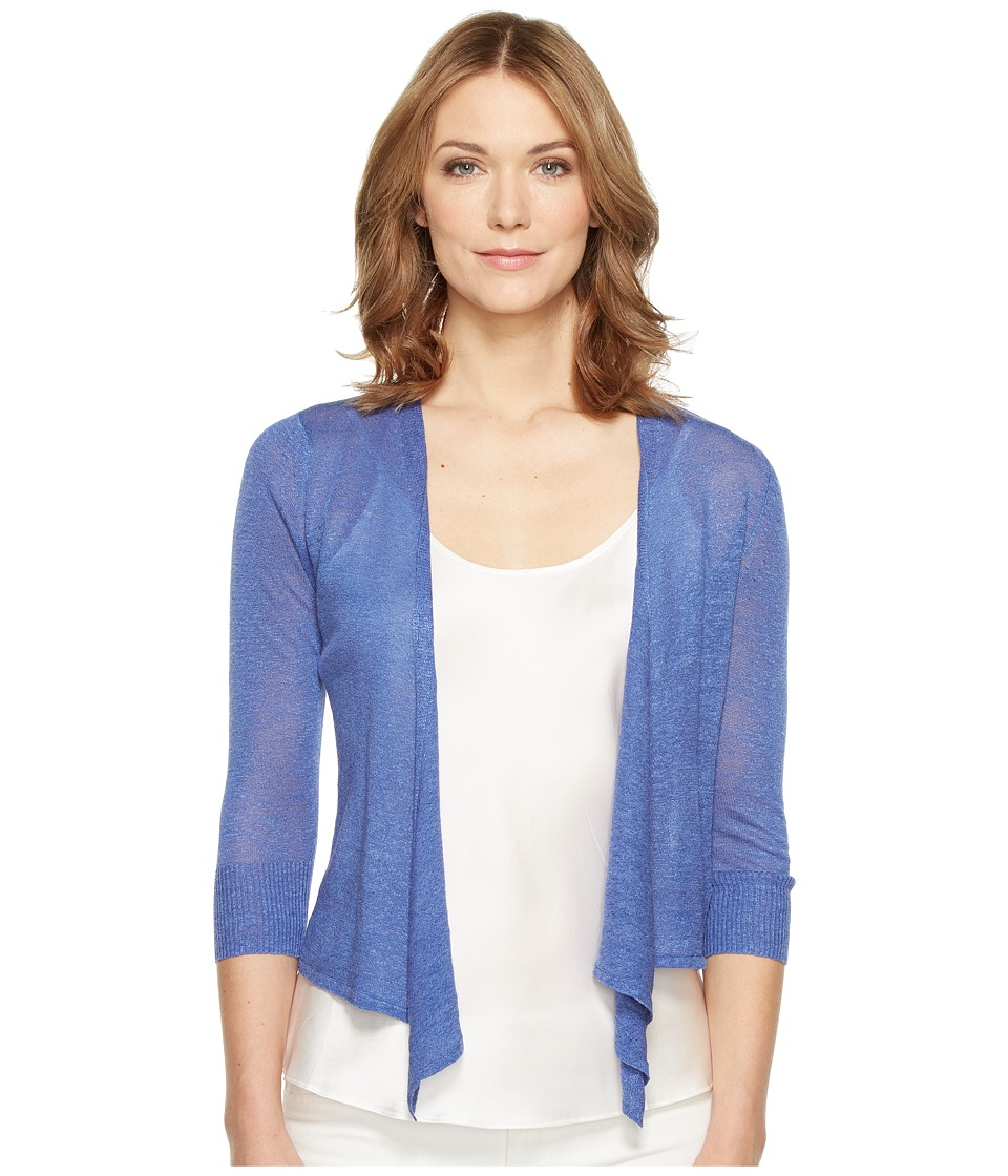 NIC+ZOE - 4 Way Lightweight Cardy (Poolside) Women's Sweater