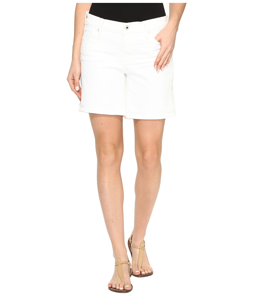 Lucky Brand The Roll Up Shorts in White (White) Women
