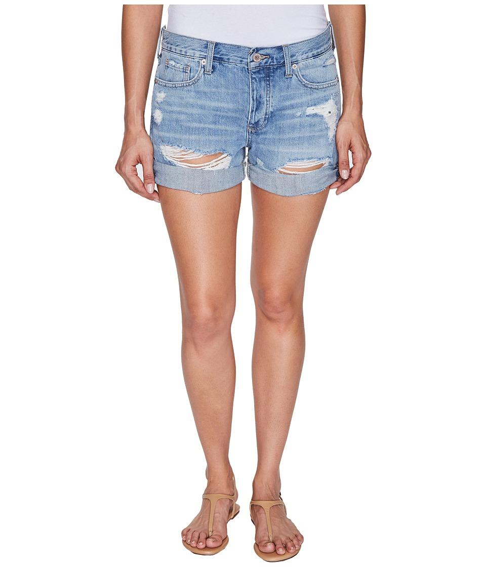 Lucky Brand - The Boyfriend Shorts in Gratify (Gratify) Women's Shorts