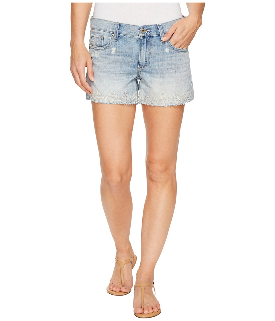 Lucky Brand The Cut Off Shorts in Pacific Blue (Pacific Blue) Women