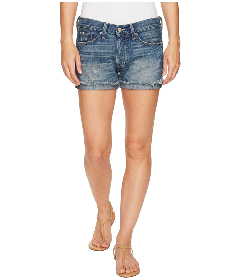 Lucky Brand - The Boyfriend Shorts in Chandler (Chandler) Women's Shorts