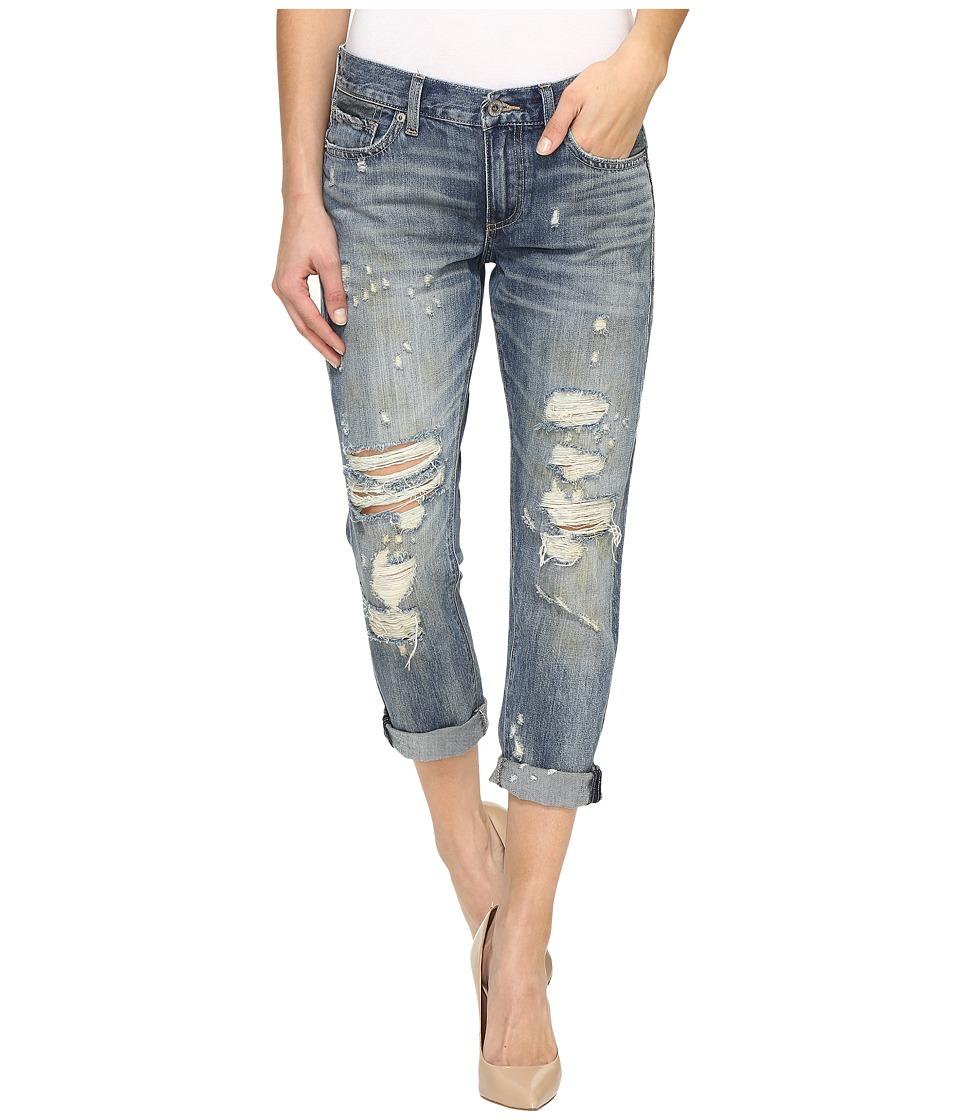 Lucky Brand - Sienna Slim Boyfriend Jeans in Tamed (Tamed) Women's Jeans