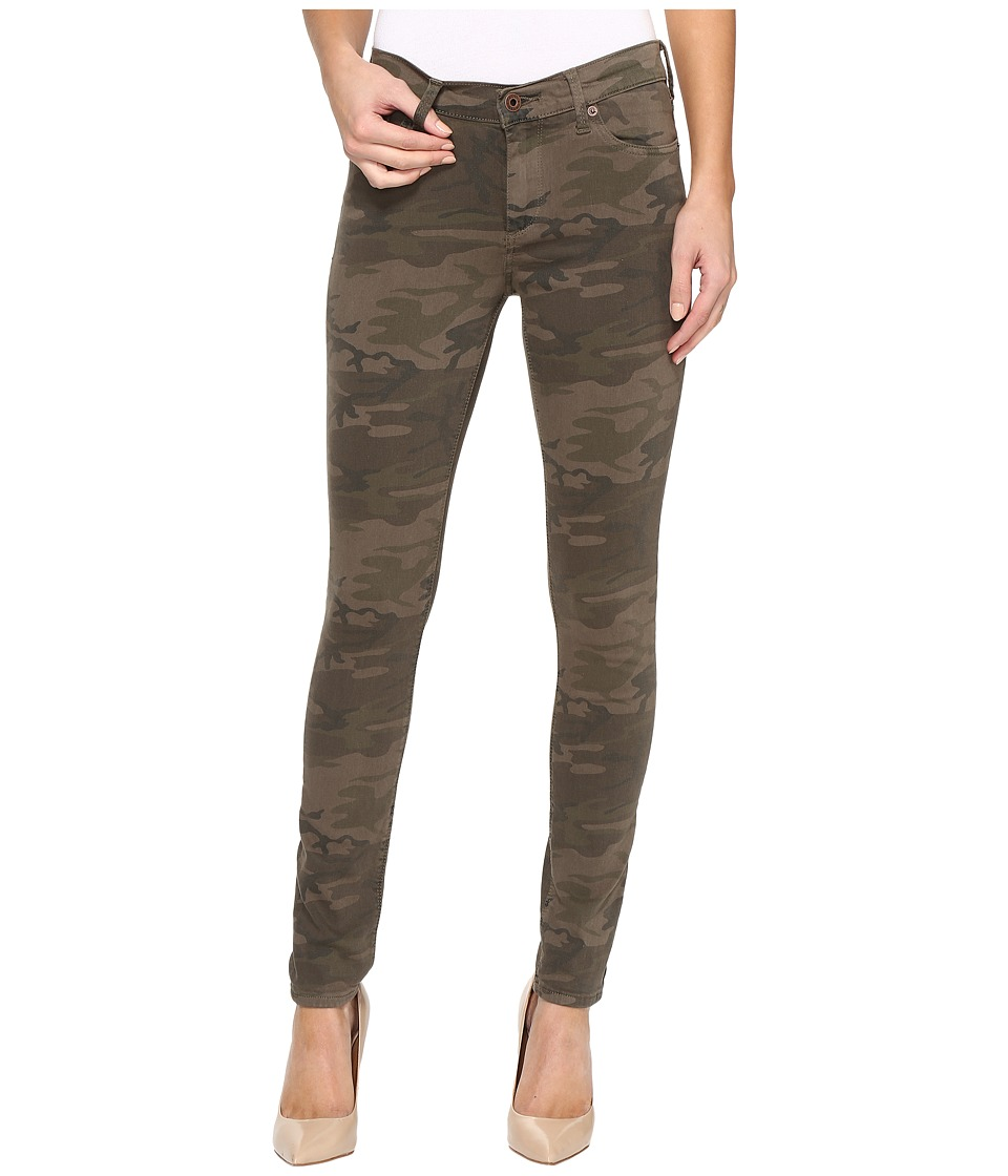 Lucky Brand - Brooke Legging Jeans in Jagged Camo (Jagged Camo) Women's Jeans