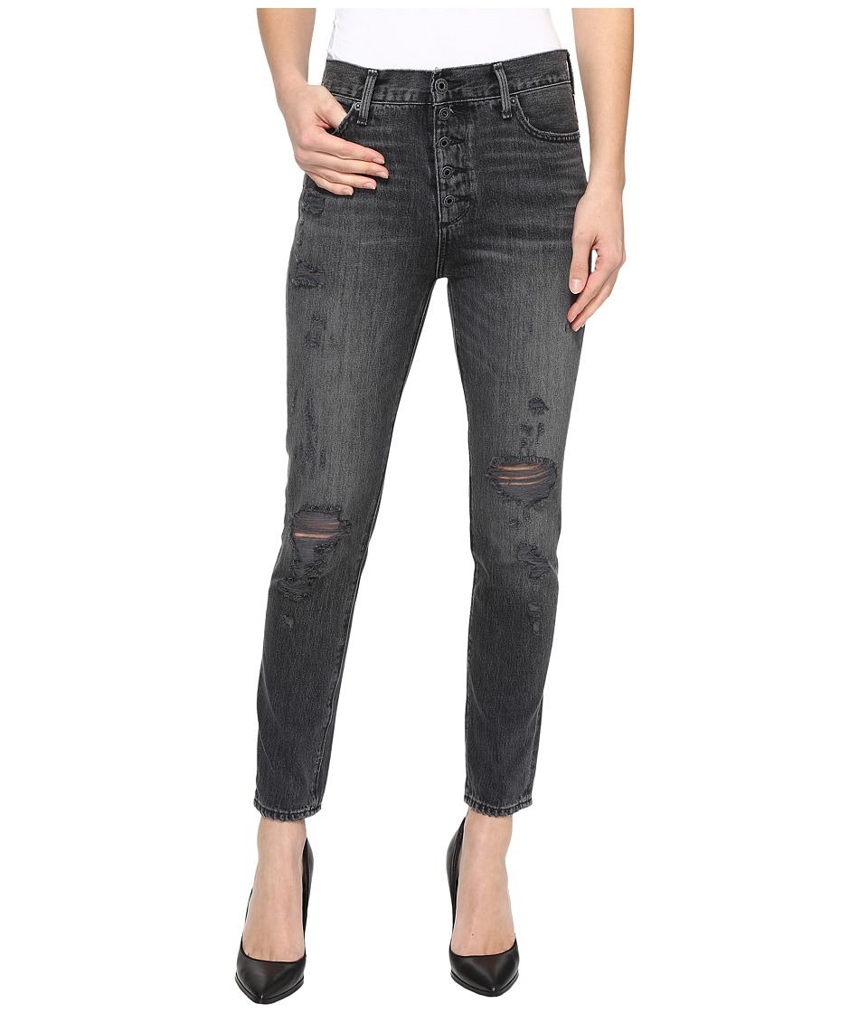 Lucky Brand - Bridgette Skinny Jeans in Crash (Crash) Women's Jeans
