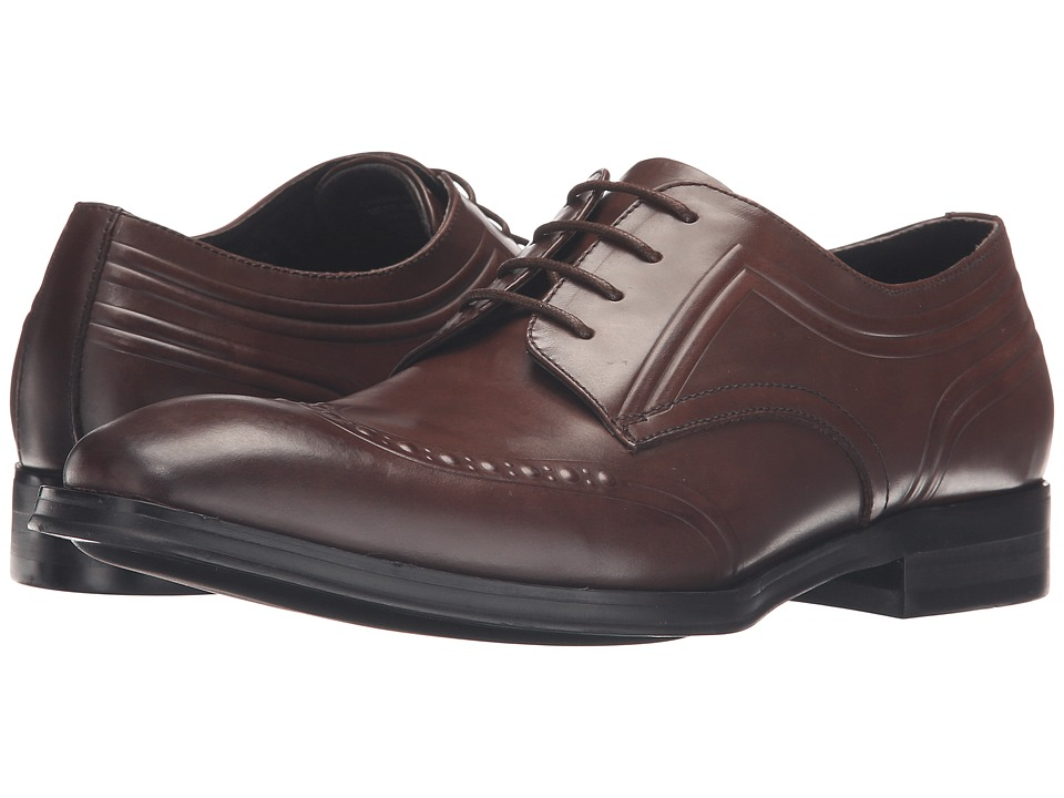 Kenneth Cole New York - Change It Up (Brown) Men's Shoes