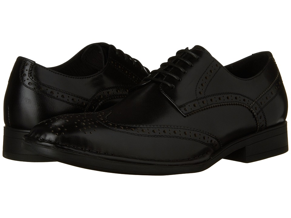 Kenneth Cole New York - Second Nature (Black) Men's Shoes
