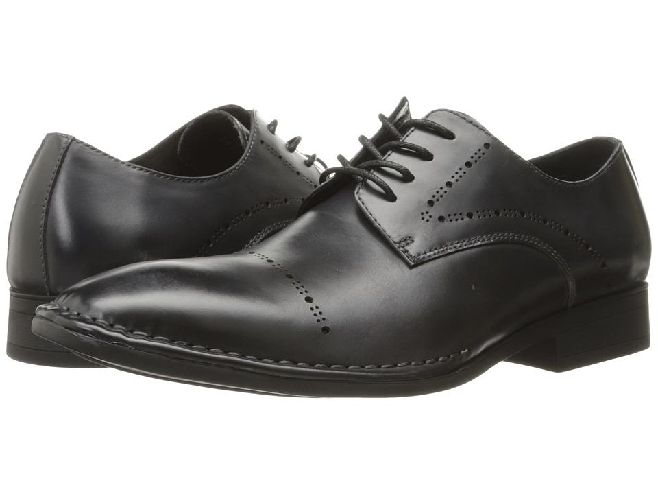Kenneth Cole New York - Split Second (Dark Grey) Men's Shoes