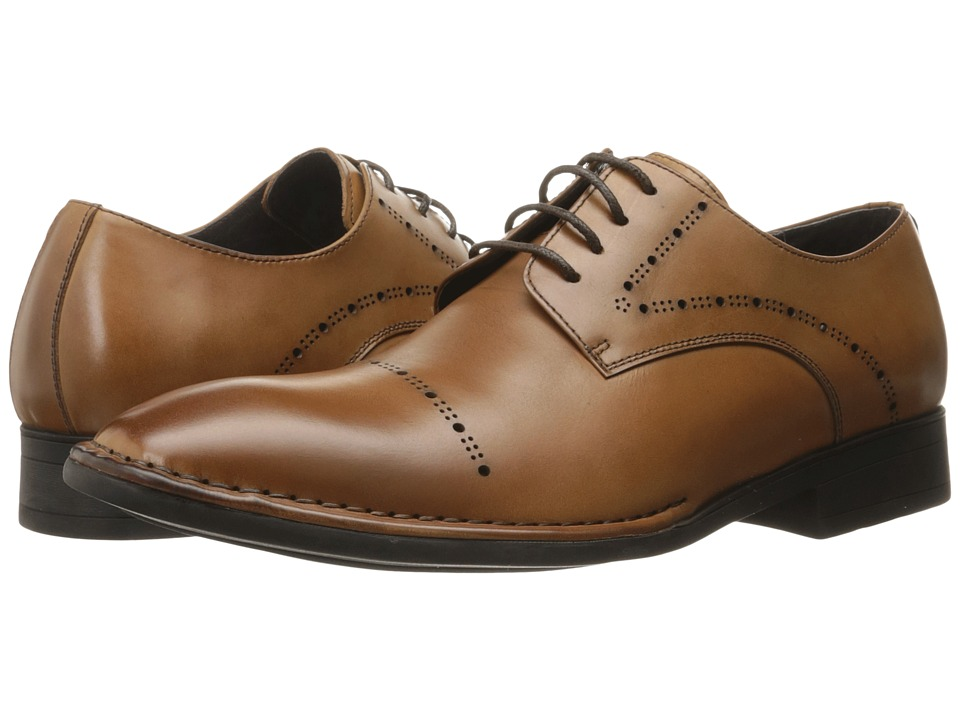 Kenneth Cole New York - Split Second (Cognac) Men's Shoes