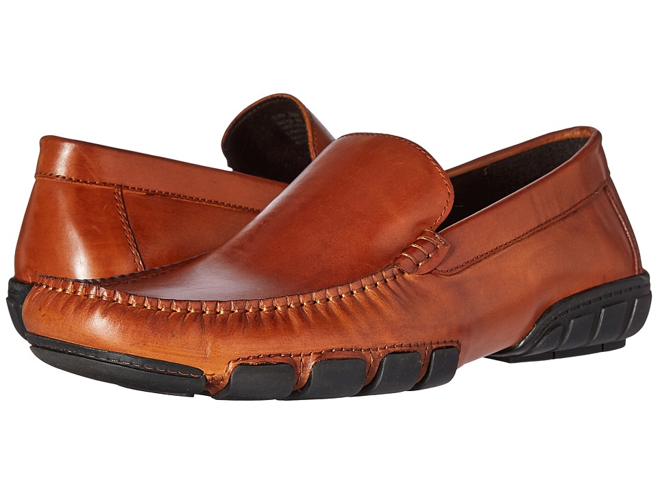 Kenneth Cole New York - Tuff Guy (Cognac) Men's Shoes