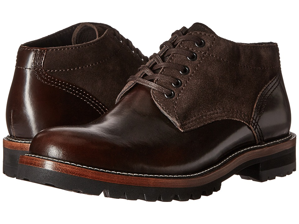 Kenneth Cole New York - Chart-Er Flight (Brown) Men's Shoes