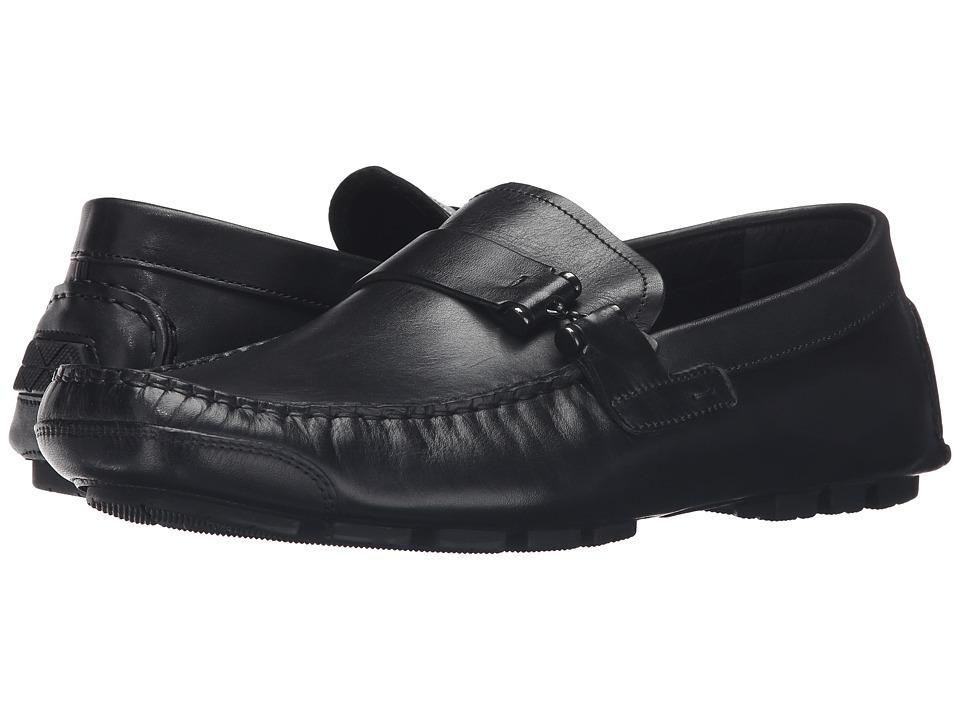Kenneth Cole New York - Pik N Choose (Black 1) Men's Slip on Shoes
