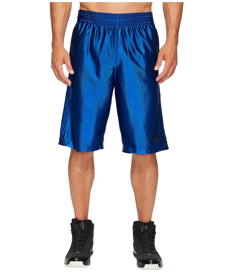 adidas - FDTN Dazzle Shorts (Collegiate Royal) Men's Shorts