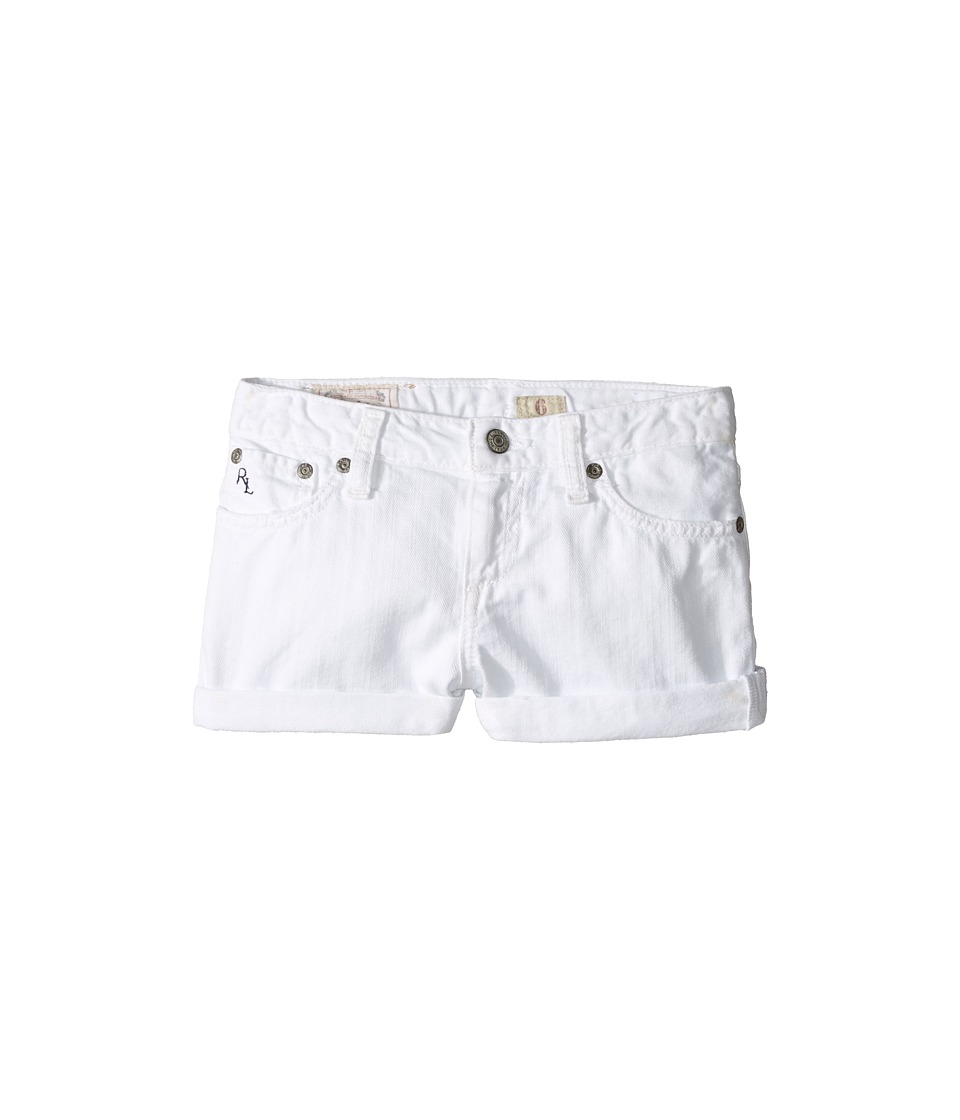 Polo Ralph Lauren Kids - Weekender 1 Shorts in Kitts Wash (Little Kids) (Kitts Wash) Girl's Jeans