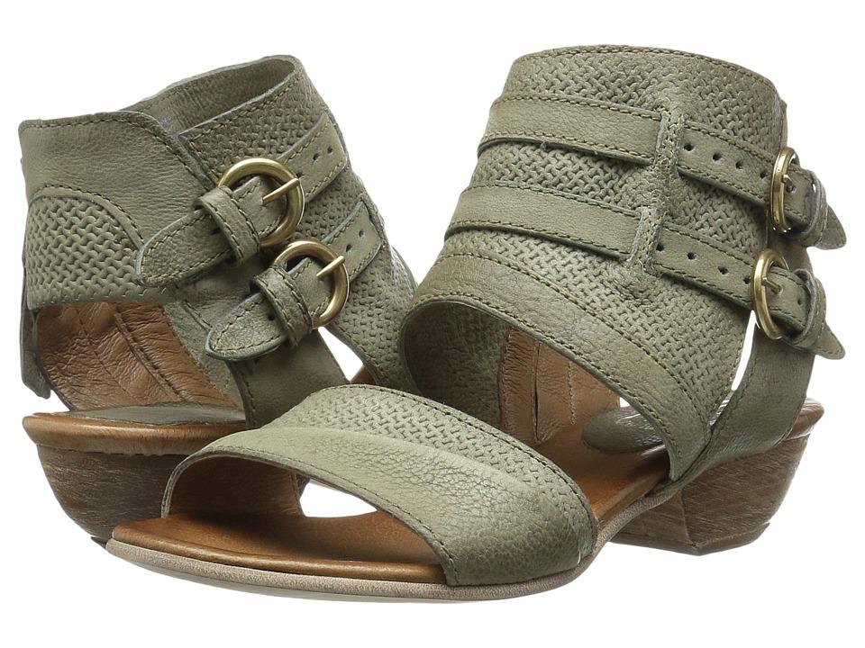 Miz Mooz - Cyrus (Sage) Women's Sandals