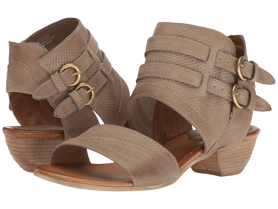 Miz Mooz - Cyrus (Stone) Women's Sandals