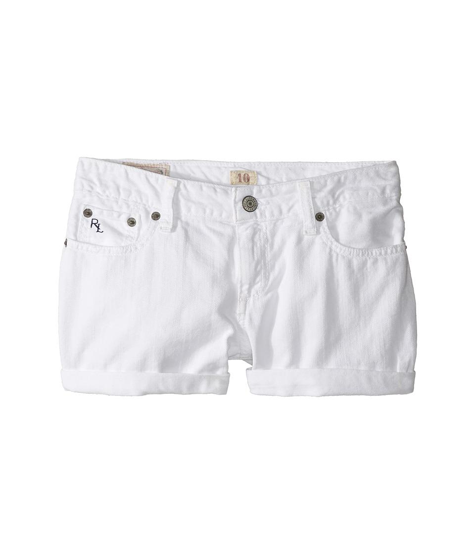 Polo Ralph Lauren Kids - Weekender 1 Shorts in Kitts Wash (Little Kids/Big Kids) (Kitts Wash) Girl's Jeans