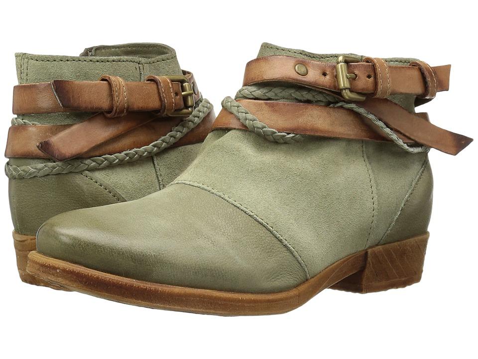 Miz Mooz - Danita (Sage) Women's Shoes