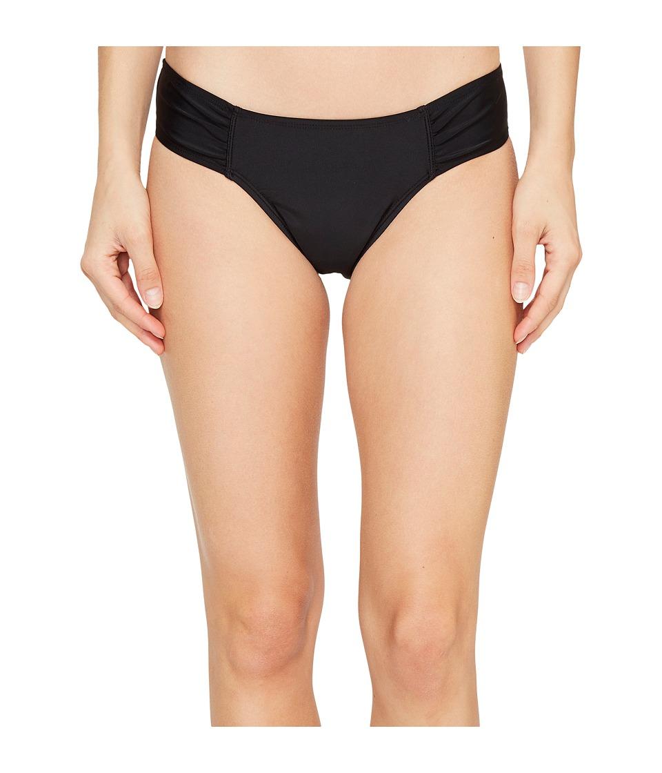 6 Shore Road by Pooja - Diablo Bikini Bottom (Black Rock) Women's Swimwear