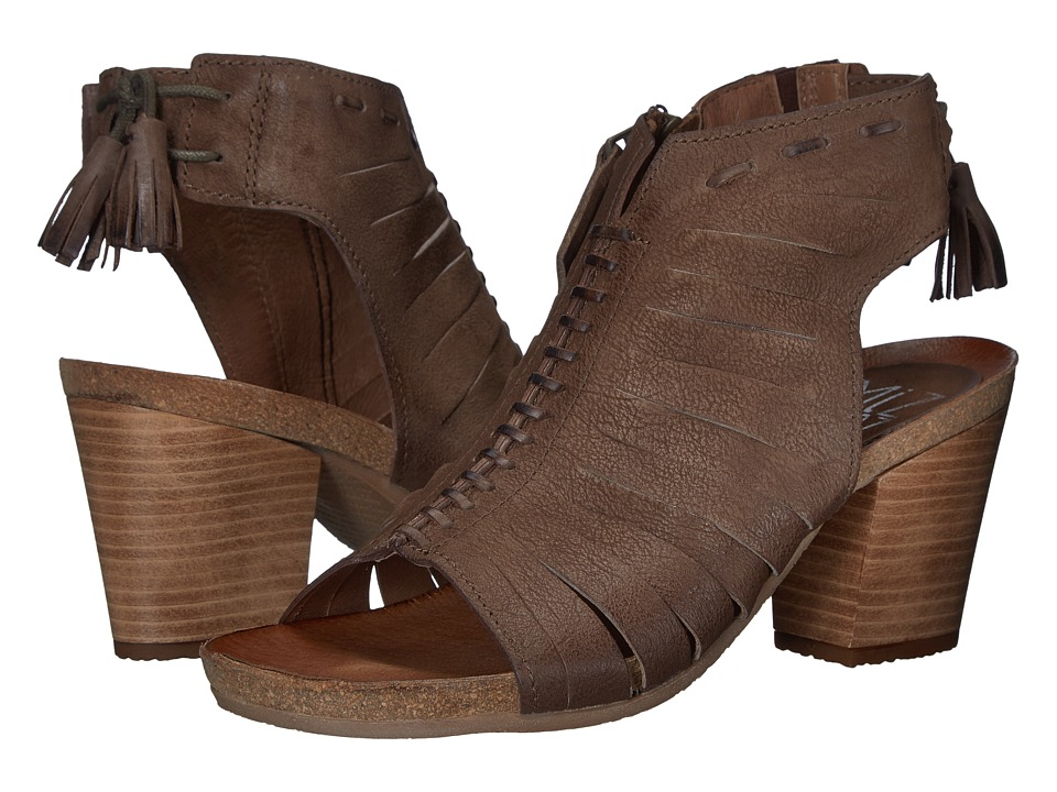 Miz Mooz - Maddie (Walnut) High Heels
