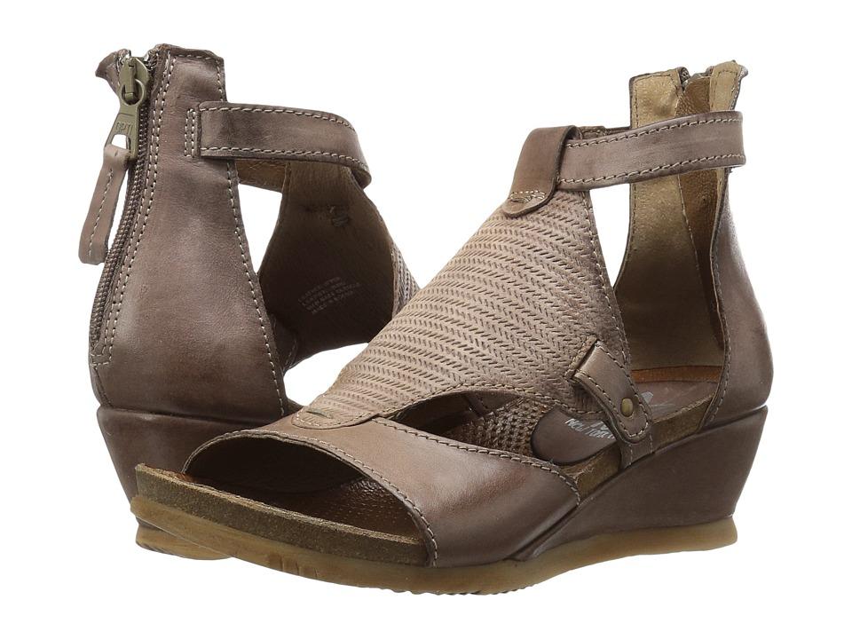 Miz Mooz - Maisie (Mauve) Women's 1-2 inch heel Shoes