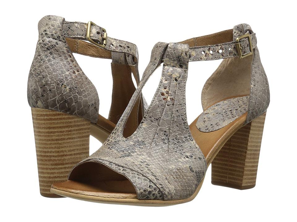Miz Mooz - Savannah (Stone Snake) High Heels