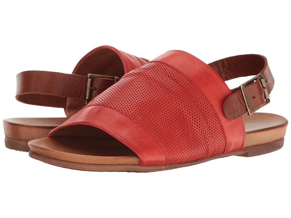 Miz Mooz - Abbey (Scarlet) Women's Sandals