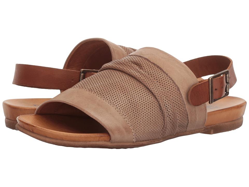Miz Mooz - Abbey (Beige) Women's Sandals