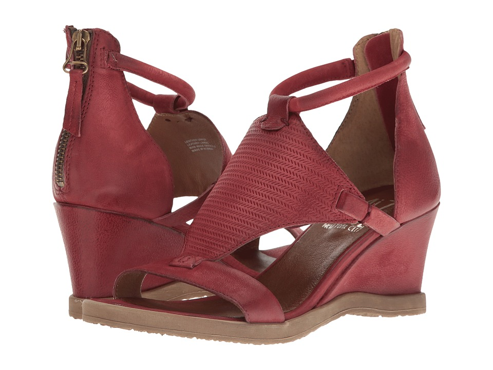 Miz Mooz - Bonita (Currant) Women's Dress Sandals