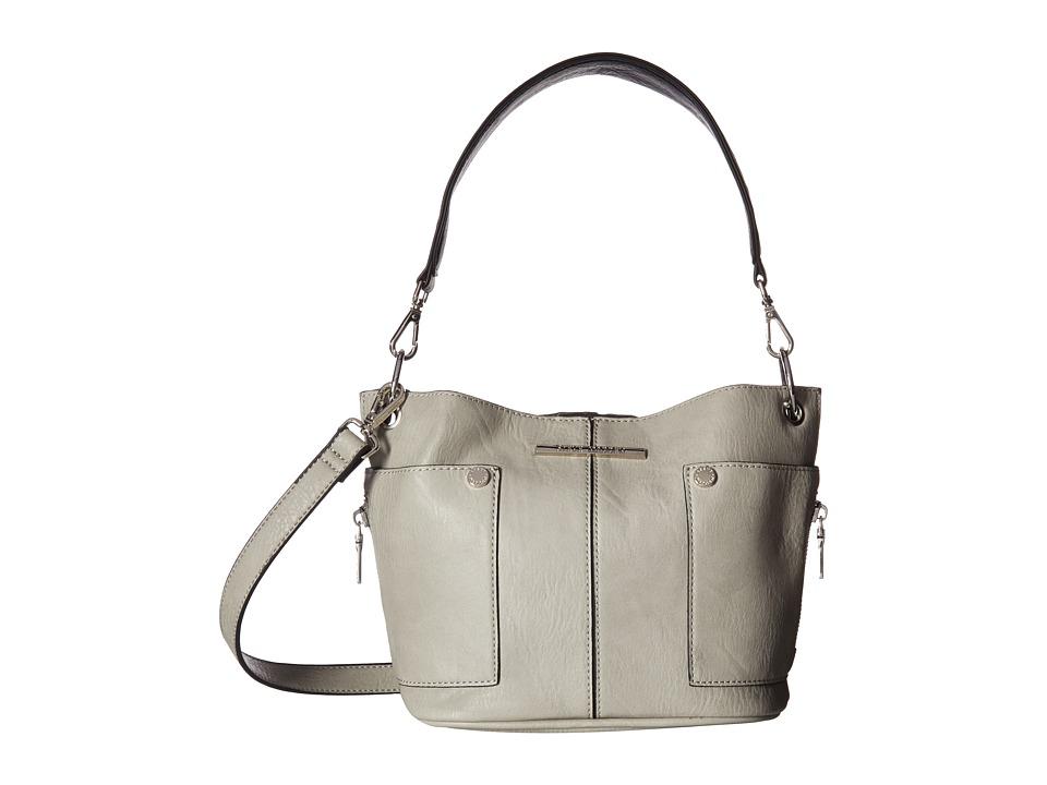 Steve Madden - Mini Fawnie (Grey) Handbags