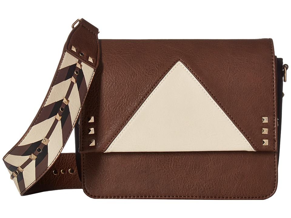 Steve Madden - Bscout (Brown Multi) Handbags