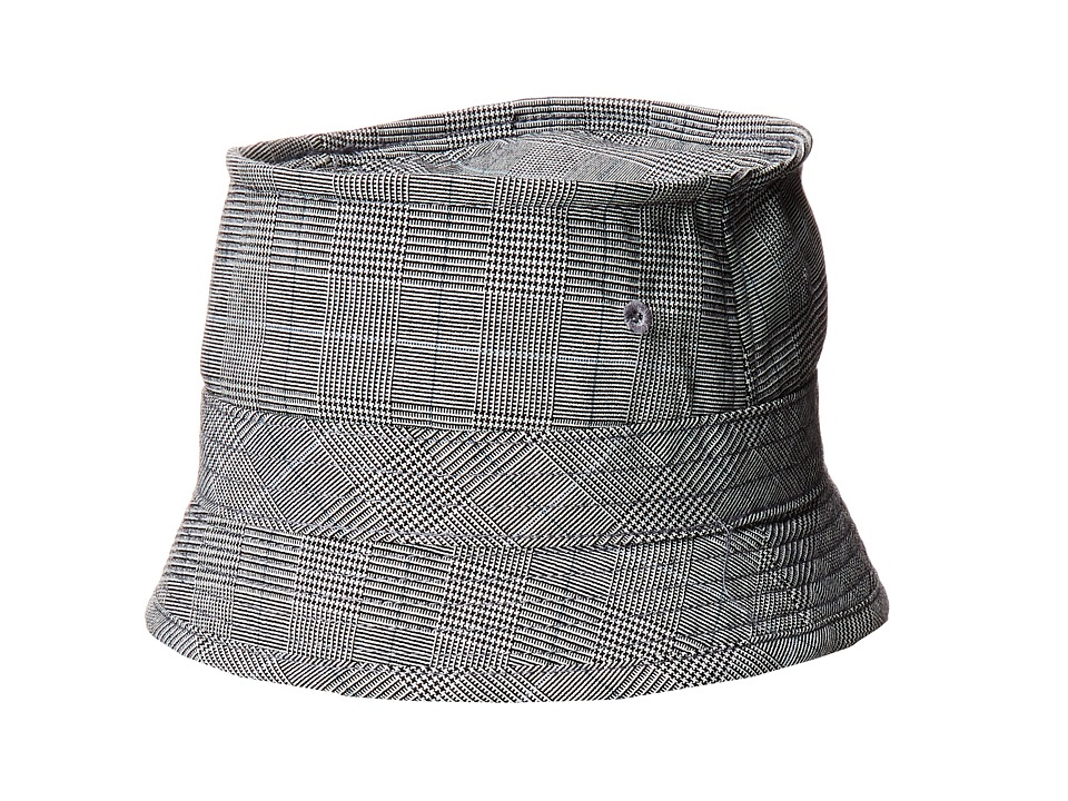 Appaman Kids - Fisherman Hat (Infant/Toddler/Little Kids/Big Kids) (Castle Plaid) Caps