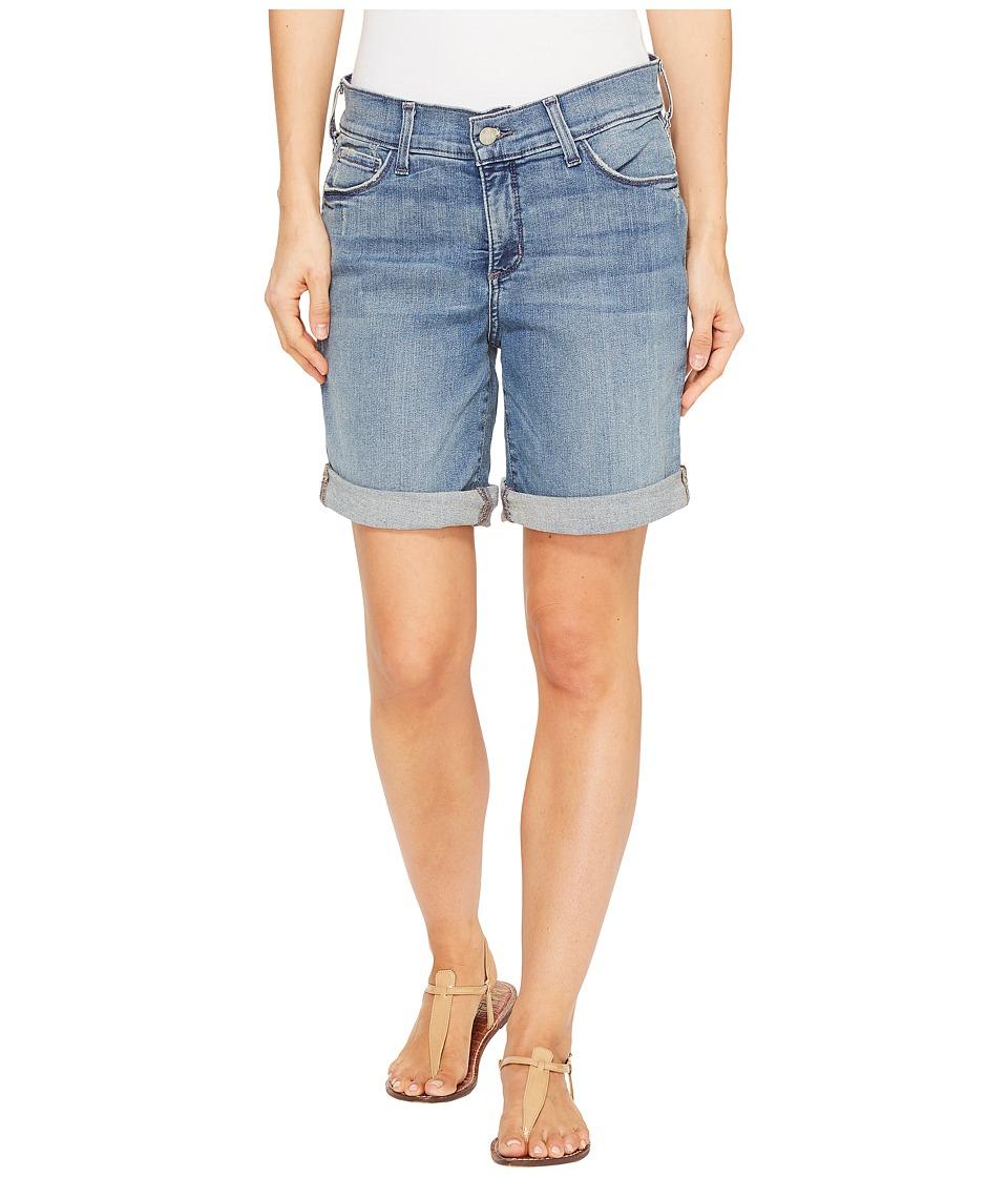 NYDJ - Jessica Boyfriend Shorts in Paloma Rips (Paloma Rips) Women's Shorts