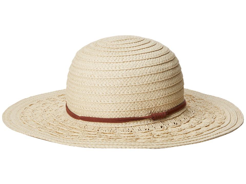 Appaman Kids - Clover Sun Hat (Infant/Toddler/Little Kids/Big Kids) (Natural) Caps