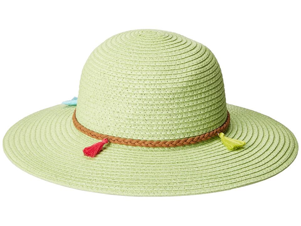 Appaman Kids - Dakota Sun Hat (Infant/Toddler/Little Kids/Big Kids) (Lime Sherbet) Caps