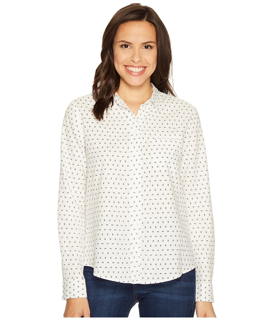 NYDJ - Linen/Cotton Shirt (Colmar Arrow) Women's Clothing