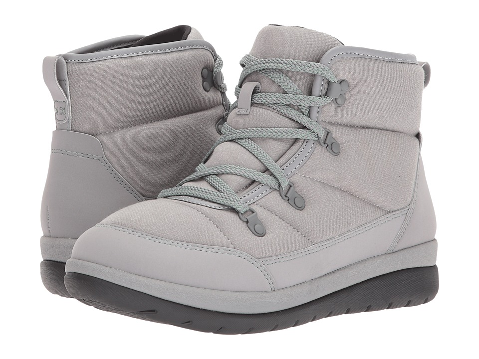 Clarks - Cabrini Cove (Frost Grey) Women's Shoes