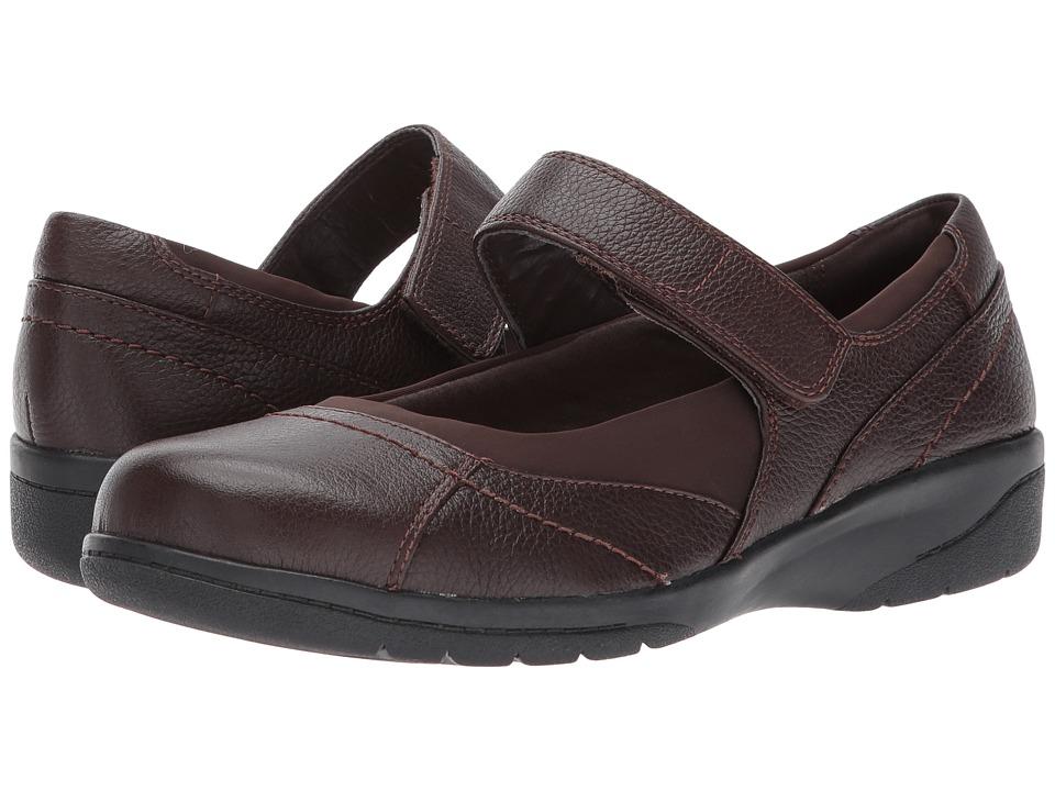 Clarks - Cheyn Web (Java Tumbled) Women's Shoes