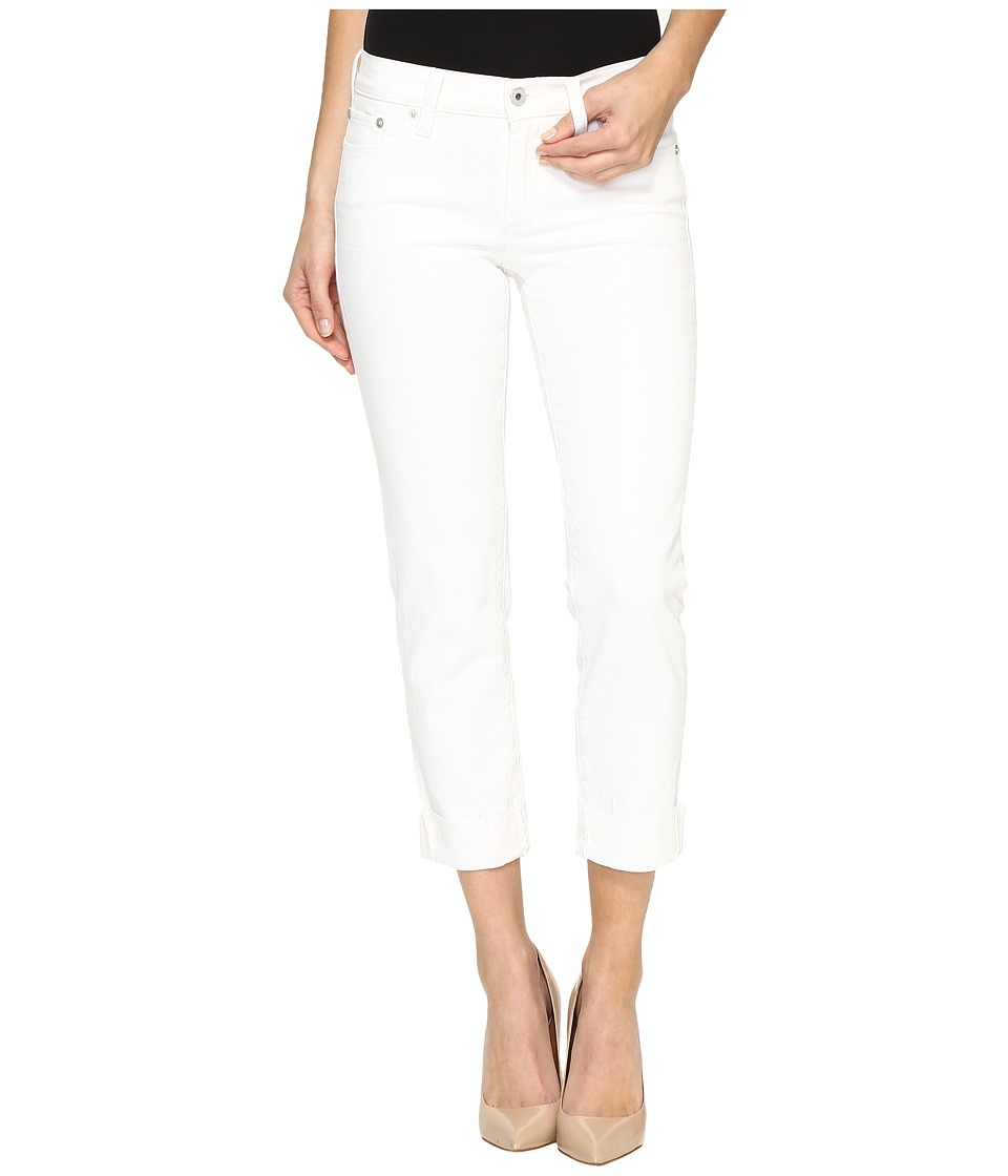 Lucky Brand - Sweet Crop Jeans in Clean White (Clean White) Women's Jeans