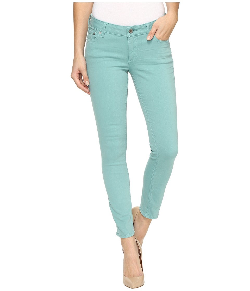 Lucky Brand - Lolita Capri Jeans in Meadowbrook (Meadowbrook) Women's Jeans