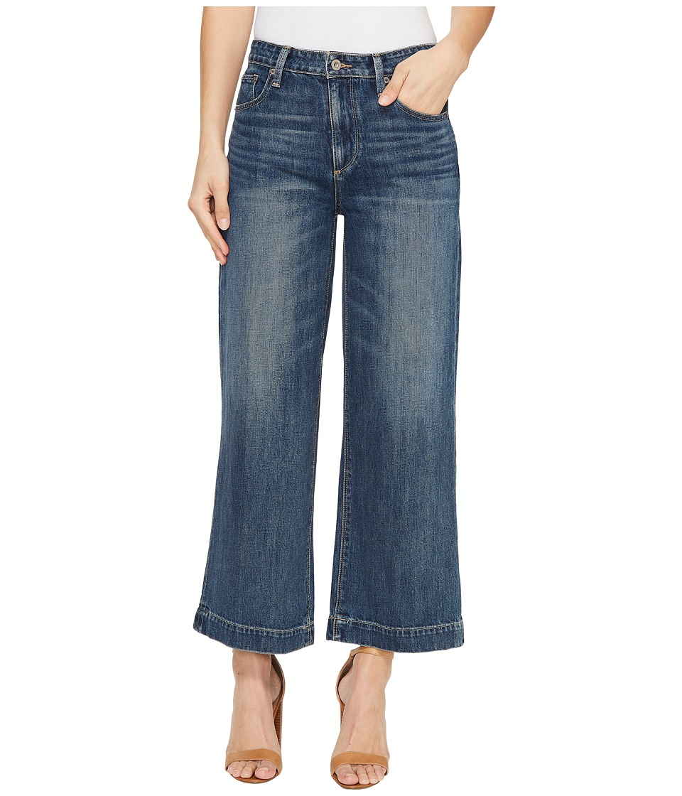 Lucky Brand - Wide Leg Crop Jeans in Hope (Hope) Women's Jeans