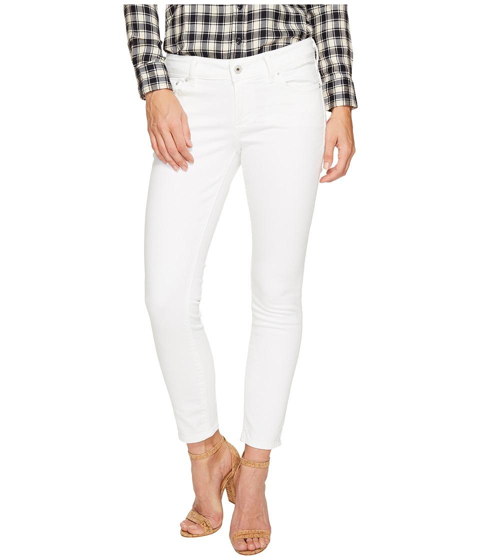 Lucky Brand - Lolita Capri Jeans in White Cap (White Cap) Women's Jeans
