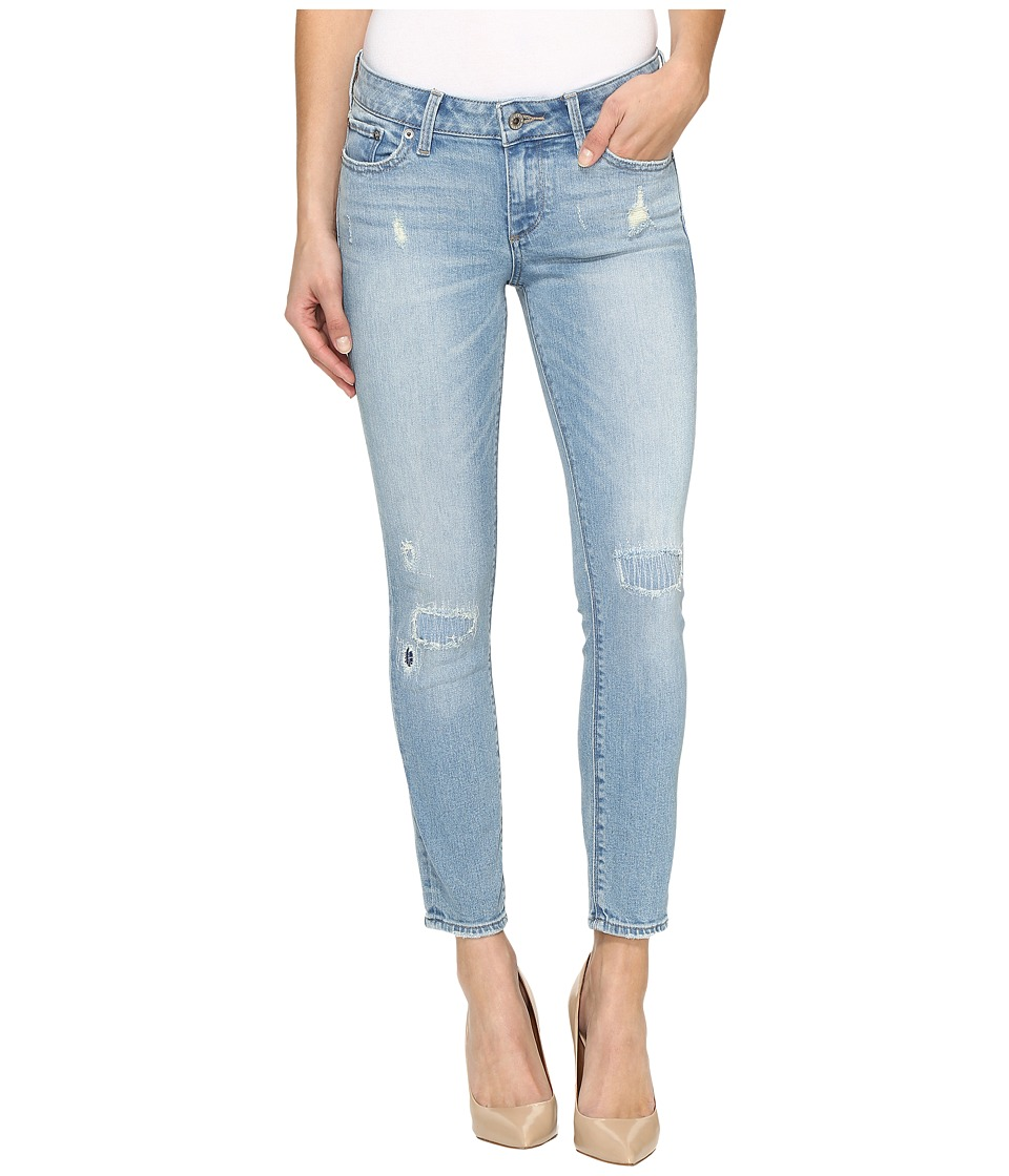 Lucky Brand - Lolita Capri Jeans in Ideal (Ideal) Women's Jeans