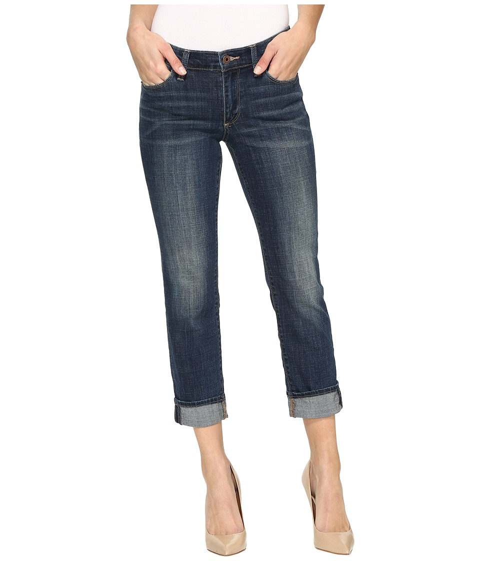 Lucky Brand - Sweet Crop Jeans in Northwest Indigo (Northwest Indigo) Women's Jeans