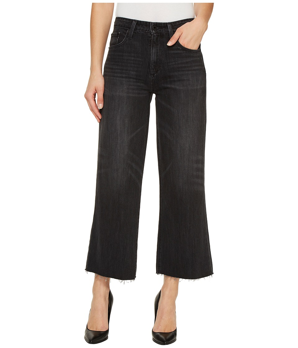 Lucky Brand Wide Leg Crop Jeans in Humbled (Humbled) Women