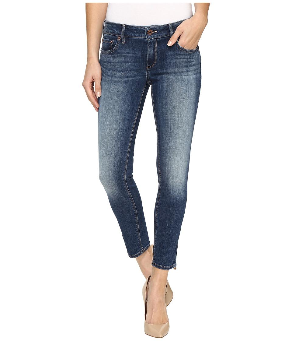 Lucky Brand - Lolita Capri Jeans in Agua Dulce (Agua Dulce) Women's Jeans