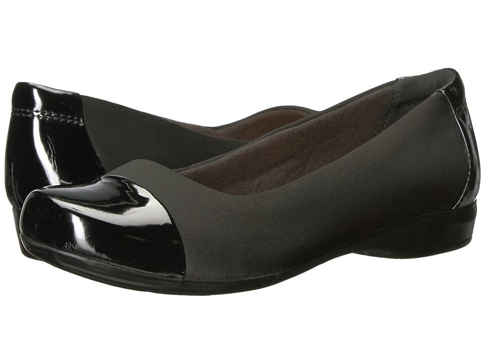 Clarks - Kinzie Time (Black Multi) Women's Shoes