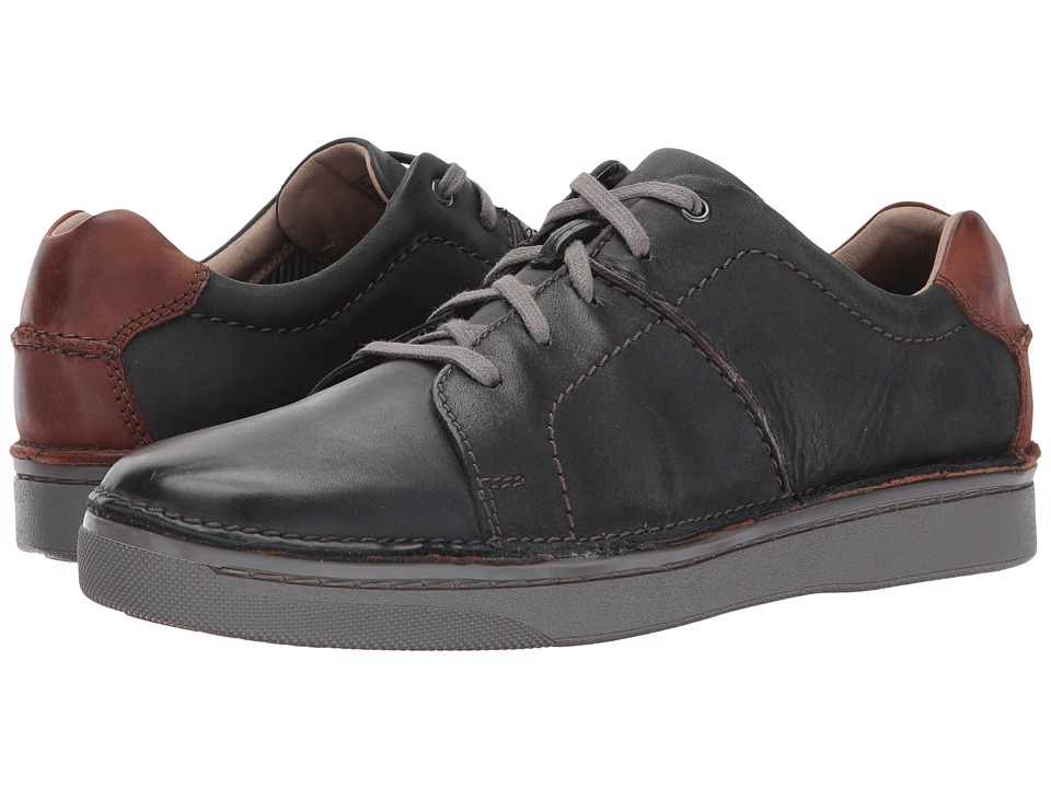 Clarks Kitna Walk (Black Nubuck) Men