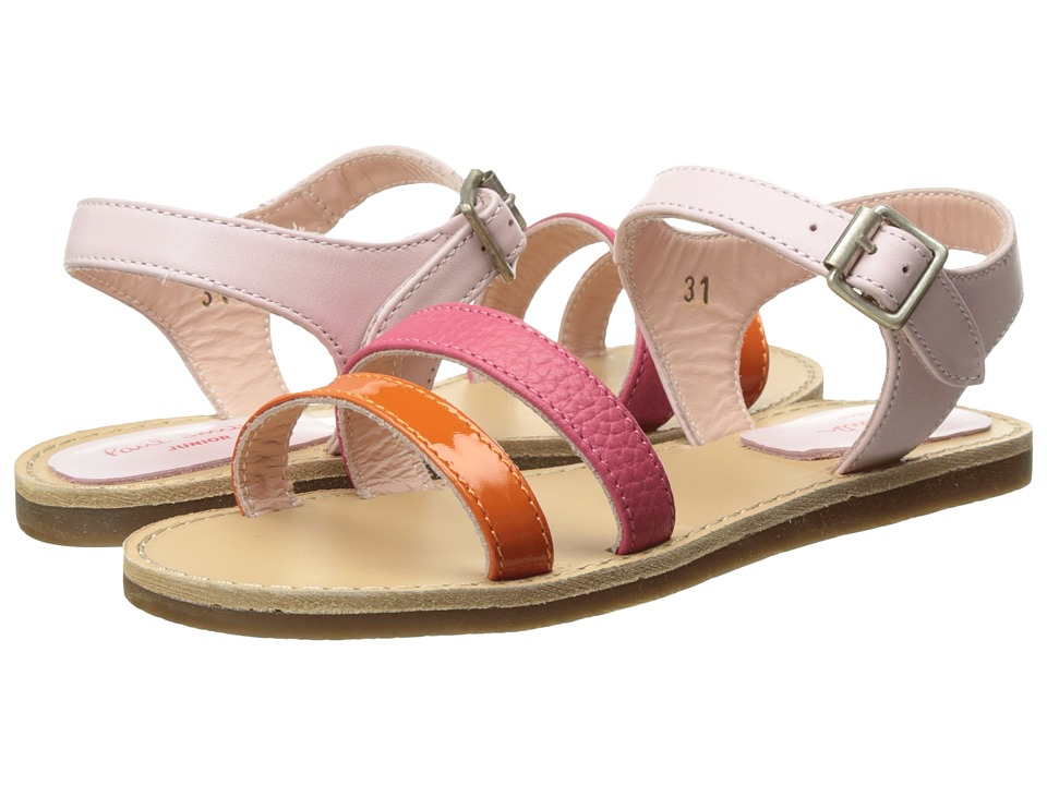 Paul Smith Junior - Pink/Orange Sandals (Litter Kid/Big Kid) (Powder Pink) Girls Shoes